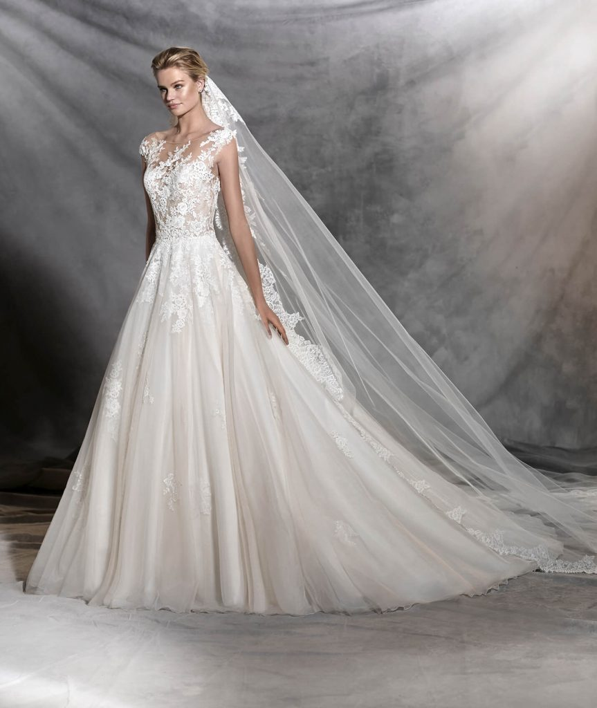 58158081940 Tendance Mode - 24 Robes de mariée princesse 2017 en photos