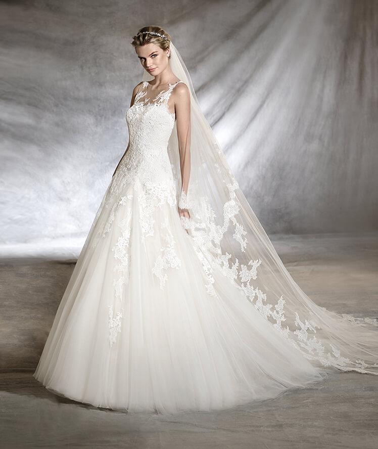 Robes de mariée princesse 2017 - Modèle OLWEN