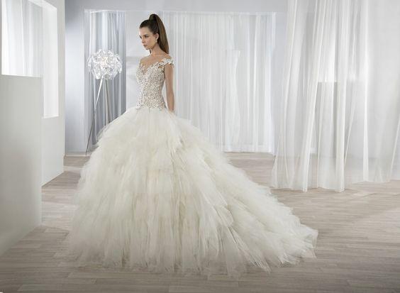 Robe De Mariée Princesse 2017