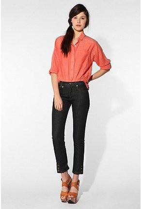 Un jean bien taillé