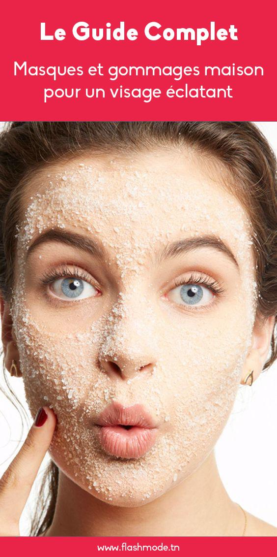 Masques et gommages maison pour un visage éclatant – Le Guide Complet