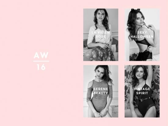 Women'secret Automne-Hiver 2016-2017