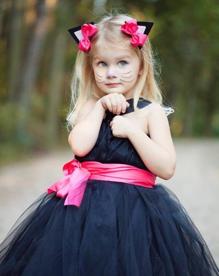 deguisement-chat-pour-la-fete-d-halloween-unesiggestion-excellente-pour-votre-petite-fille