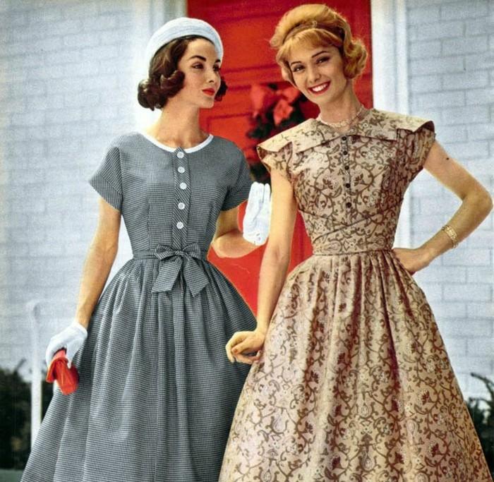 D guisement halloween 80 id es pour un look facile de for Femme au foyer 1950