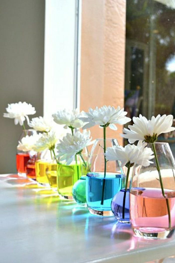 Comment Decorer Un Vase Avec Eau Mariage