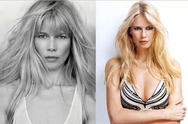 Claudia Schiffer se lance un nouveau défi. Le mannequin allemand qui a élu domicile en Angleterre a accepté de prendre la pose le plus naturellement possible devant l'objectif de Peter Lindbergh.