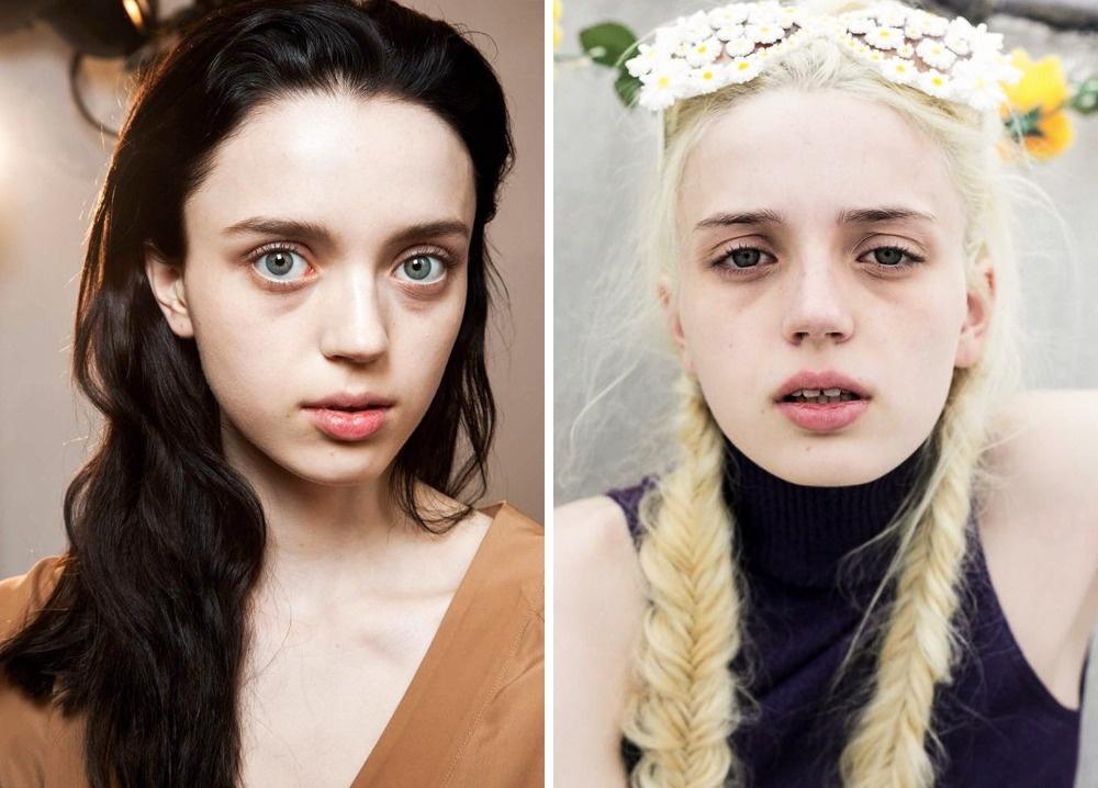"""Lorsque cette fille-sirène était au lycée, tout le monde lui disait: «N'êtes-vous pas un modèle? Tu es si grand!"""" Donc, un jour, elle a décidé d'essayer le monde de la mode. Esmeralda a été en amoureuse de la mode et de l'art depuis son enfance. Ces jours-ci, elle travaille avec Vogue, Dolce & Gabbana, et Yves Saint Laurent."""