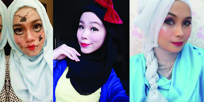 Hijab Style Halloween – 10 idées de Costumes d'Halloween avec un Hijab pour les femmes voilées