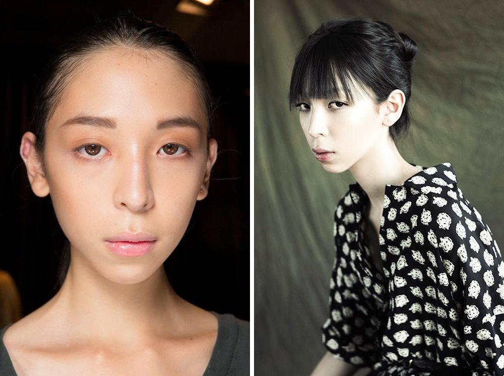 Issa est demi-Mexicaine et demi-japonais. Elle est devenue célèbre pour ses traits anguleux, androgynes, et légèrement extraterrestres. Issa a étudié à la Faculté d'Histoire d'Art et voulait être sculpteur, mais sa vie tournée différemment. Par ailleurs, elle a un compte tout à fait extraordinaire et psychédélique sur Instagram.