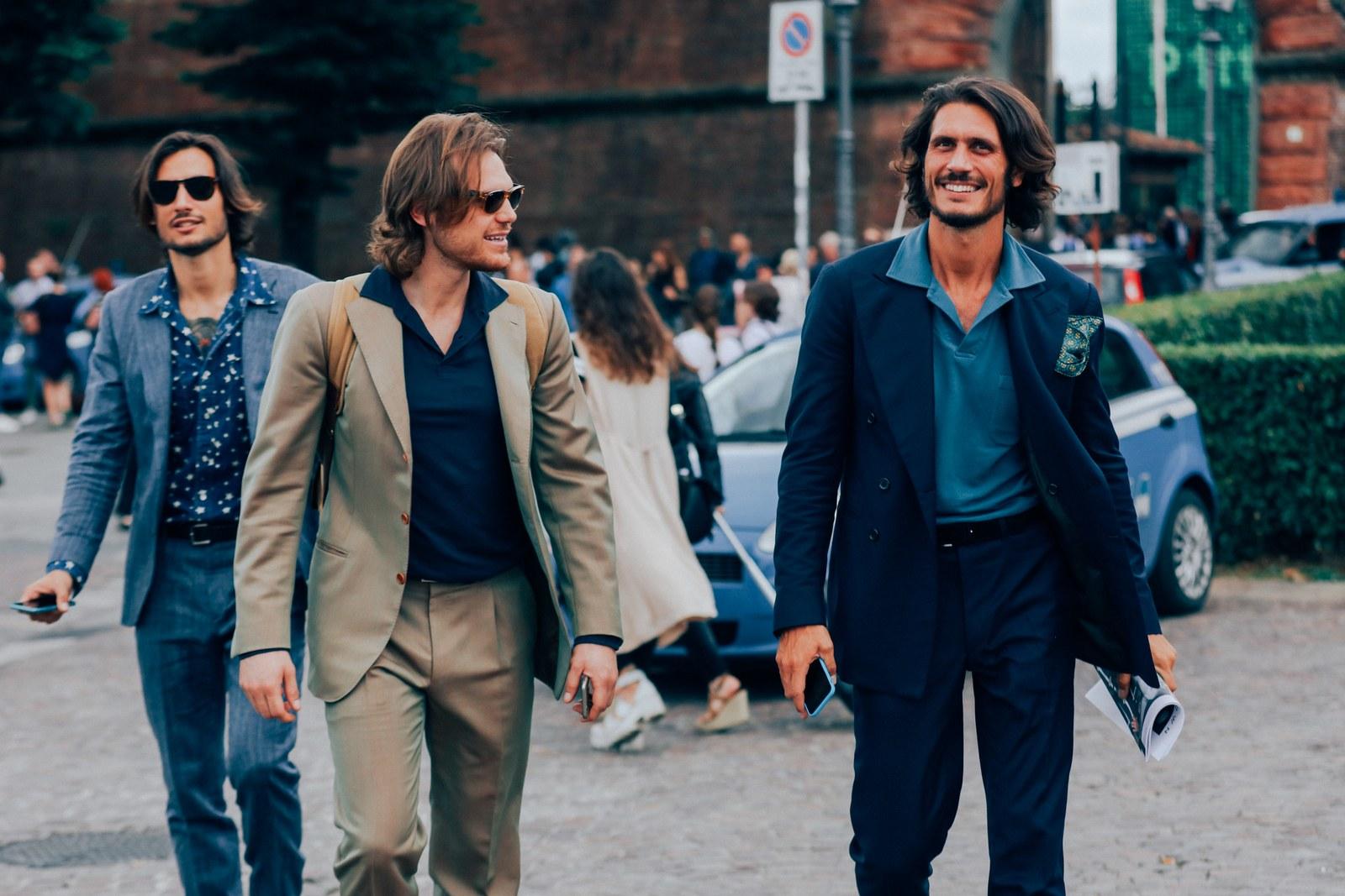 Look faciles pour homme tendance 2017 - Le costume d'été, évolué
