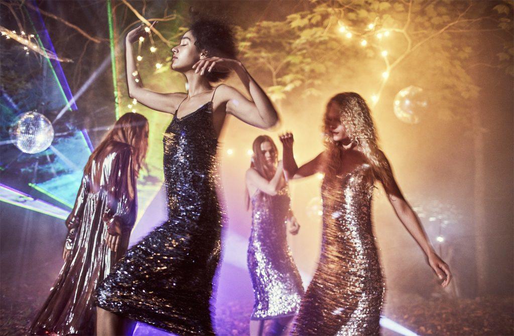 Zara Collection 2017 - Les robes robes longues ultra-sensuelles, qu'elles soient decolletées ou à col roulé