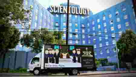 South park trolle l'eglise de la scientologie et donald trump