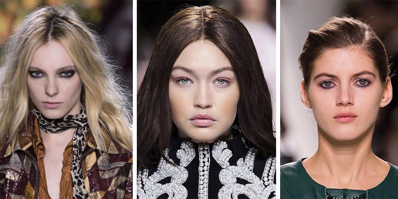 Tendance beauté: 3 façons de maquiller son regard comme les mannequins