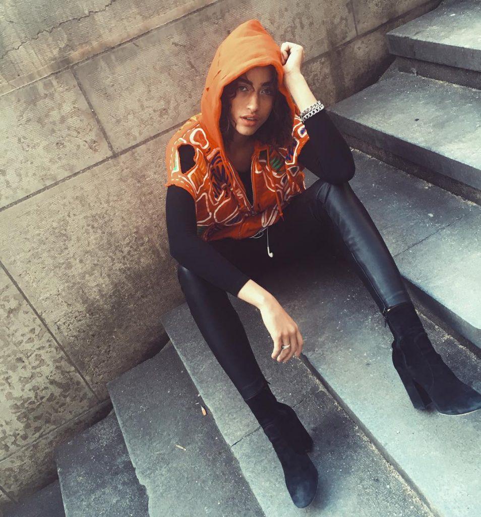Alanna Arrington Nationalité: Américaine Taille: 1m77 Agence: Next New York Crédit Photo: Instagram @alannaarrington