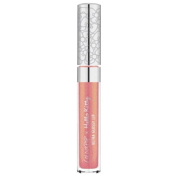 Une autre pièce de la collection maquillage Hello Kitty - Ultra Glossy Lip in Supercute!