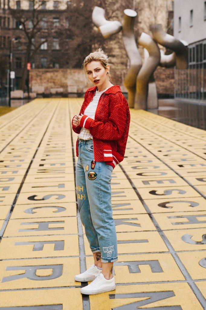 Le look parfait en jean cropped tendance 2017 - StreetStyle
