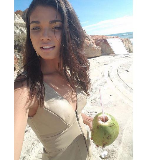 Daniela Braga Nationalité: Brésilienne Taille: 1m80 Agence: Next New York Crédit Photo: Instagram @bragadany
