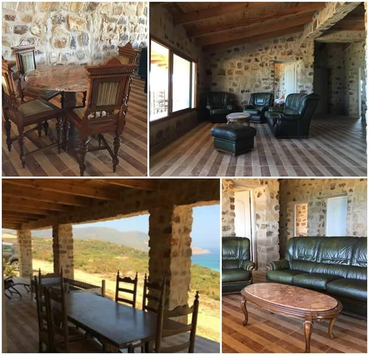 Maison d'hôtes - Dar El Jenna à Bizerte