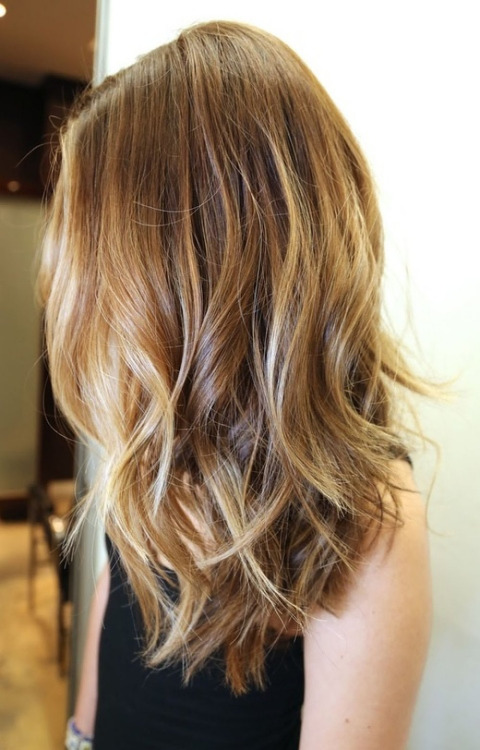 Coupe Cheveux Long 2017 140 Des Plus Belles Coiffures Cheveux Longs De La Saison En Photos
