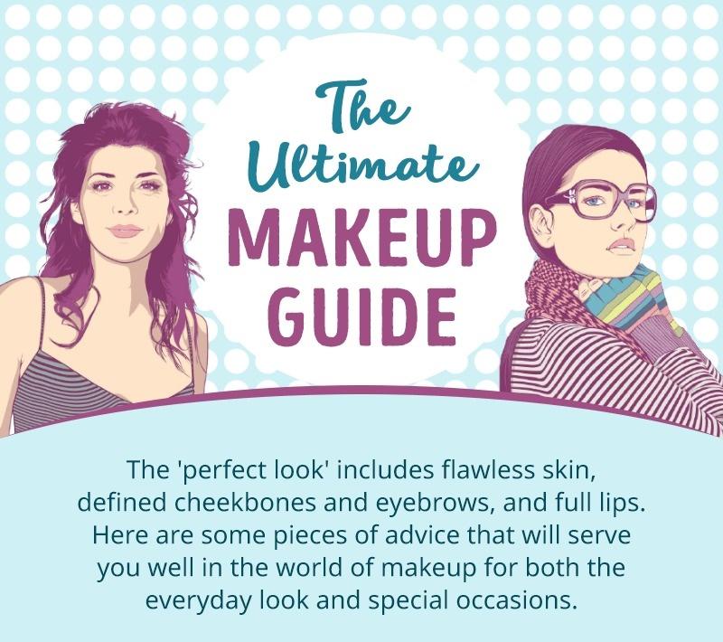 Le guide de maquillage ultime