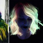 La tendance : les cheveux « glow in the dark »