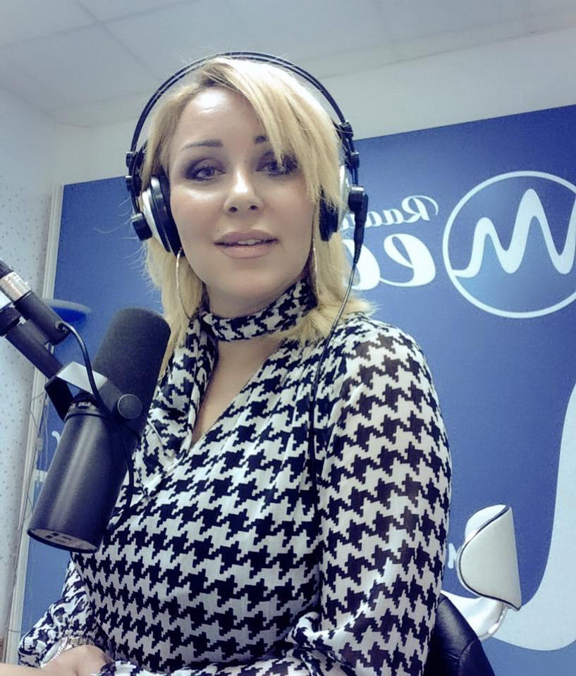Star tunisienne - Afef Gharbi