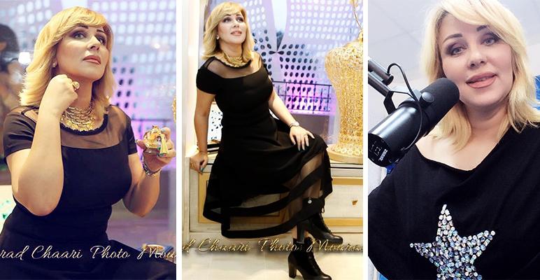 Afef Gharbi, il n'y a pas d'âge pour être sublime !