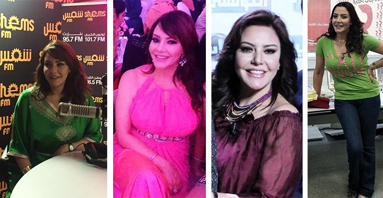 Qui a dit qu'une femme n'était plus désirable après 40 ans ? L'actrice et journaliste Beya zardi prouve que le temps est son meilleur allié!