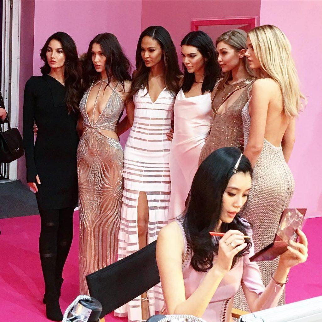 Défilé Victoria's Secret 2016 - Backstage