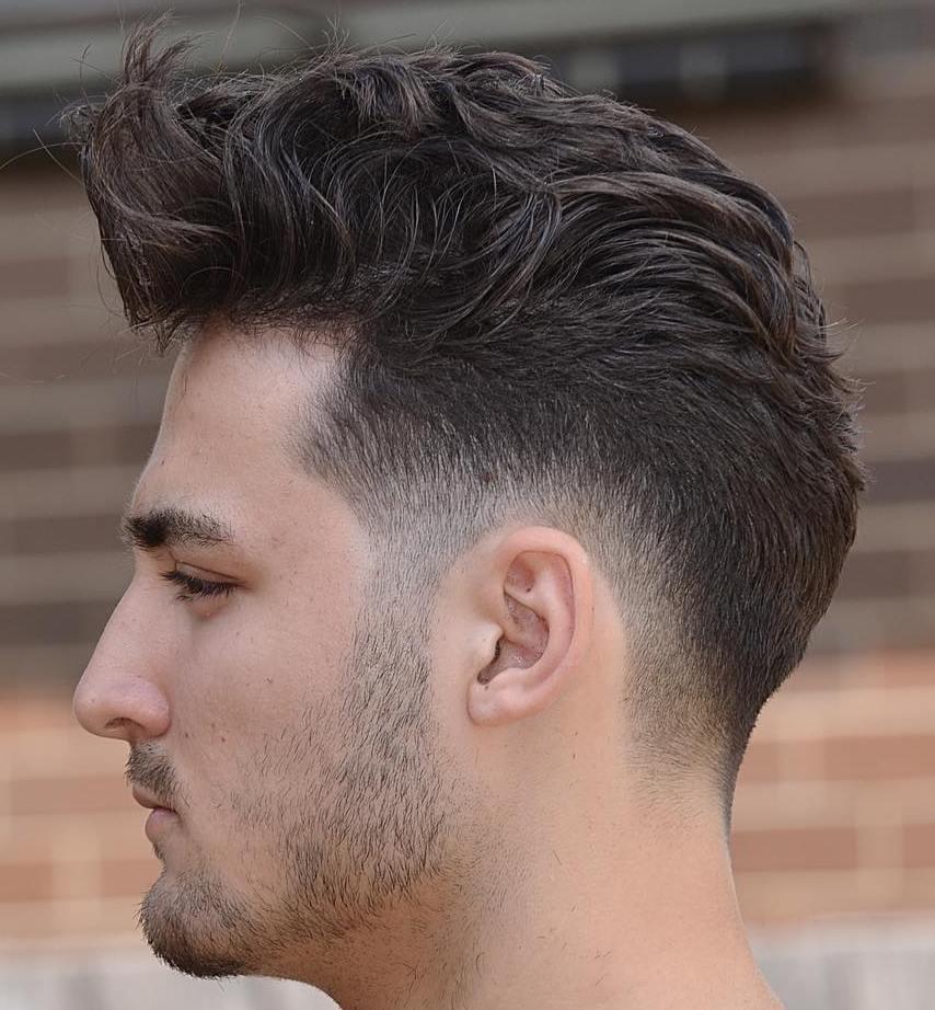 Catalogue coupe de cheveux homme 2019