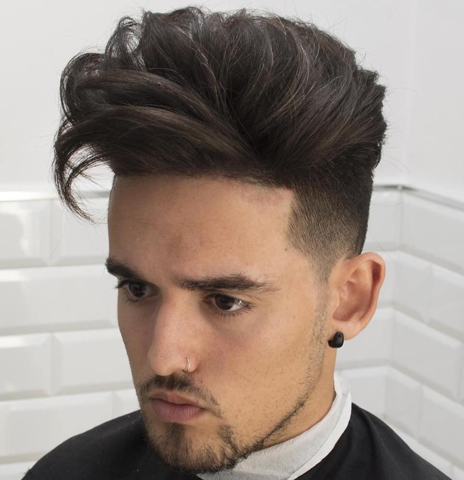 Pour moi le catalogue des coupes de cheveux pour hommes