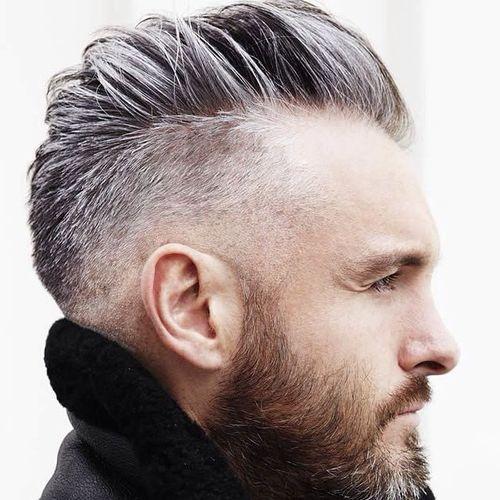 Coiffures pour hommes et coiffure de nom