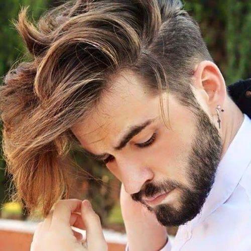 Coiffure Homme 2017 50 Meilleurs Coupes De Cheveux Pour Homme En