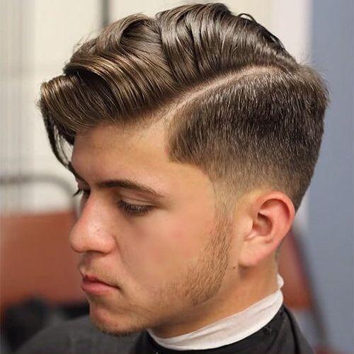 coupe de cheveux homme nouveaute