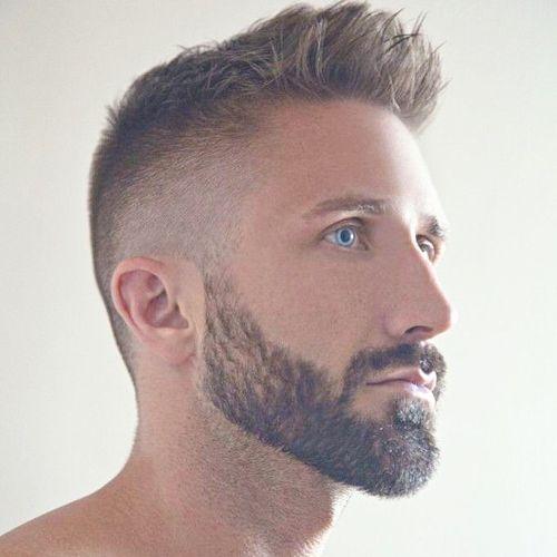 coiffure homme court 2017