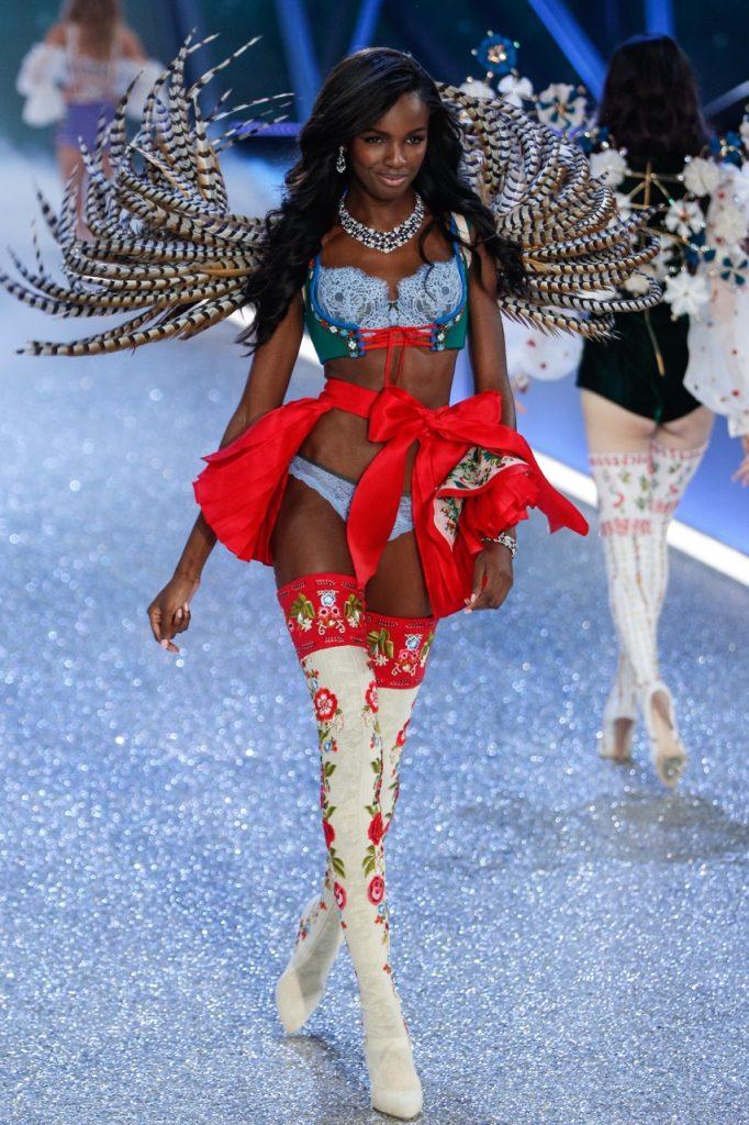 Leomie Anderson - Jasmine Tookes - Défilé Victoria's Secret 2016