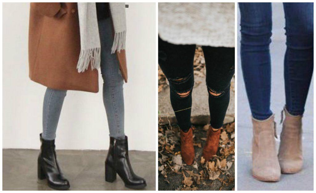 Comment porter des boots avec un jean skinny ?