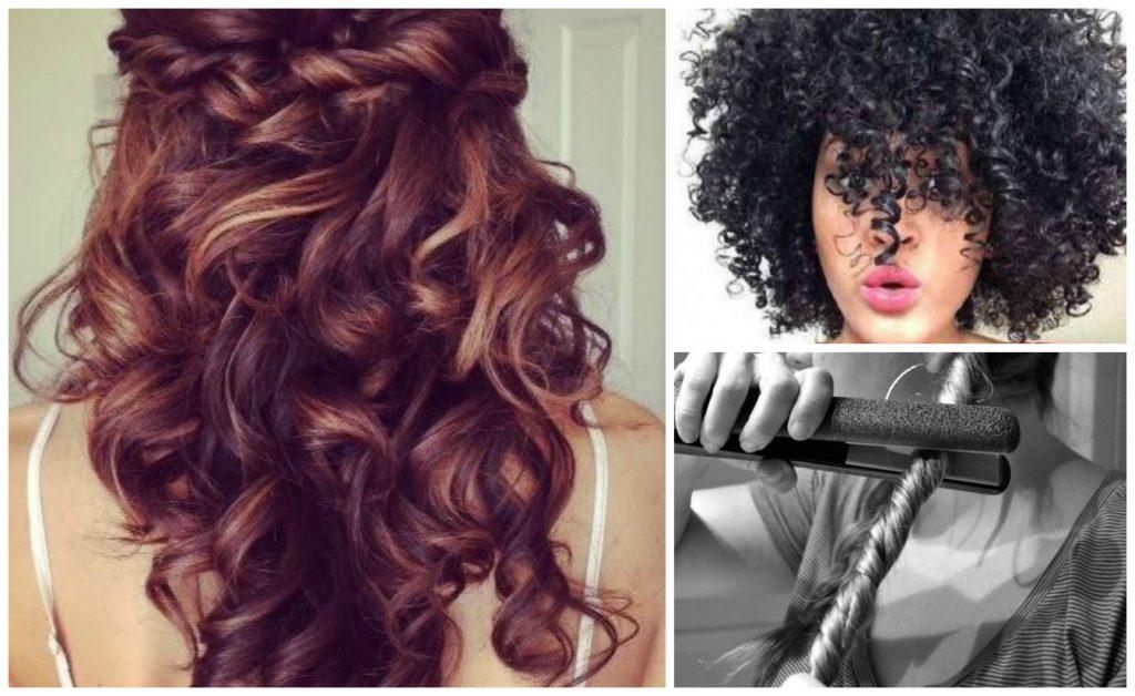 Comment boucler ses cheveux?