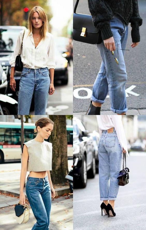 Comment porter le jean façon Levi's 501 en hiver