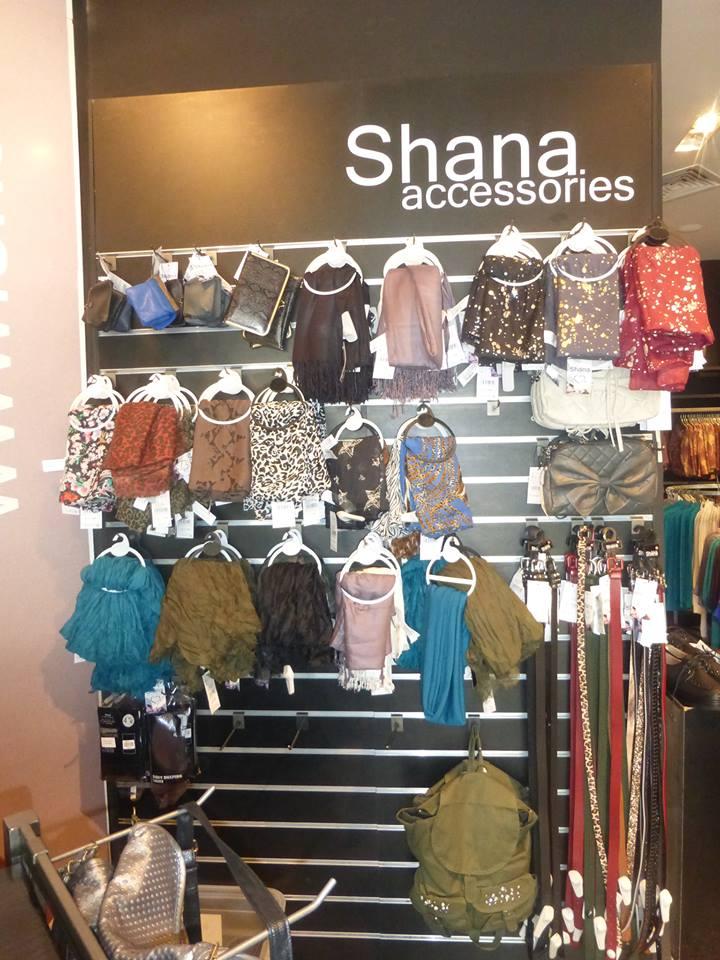 Boutique Shana accessories