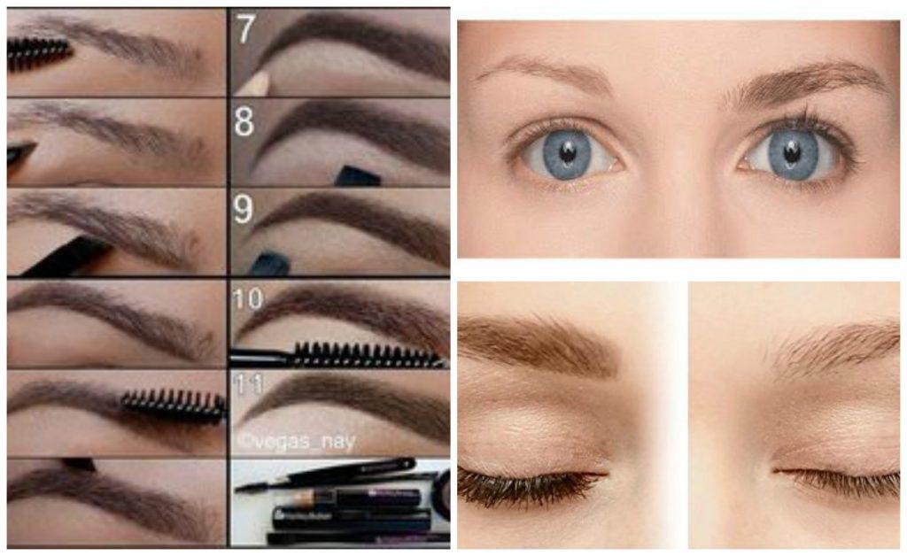DIY Beauté : Comment maquiller les sourcils clairsemés.