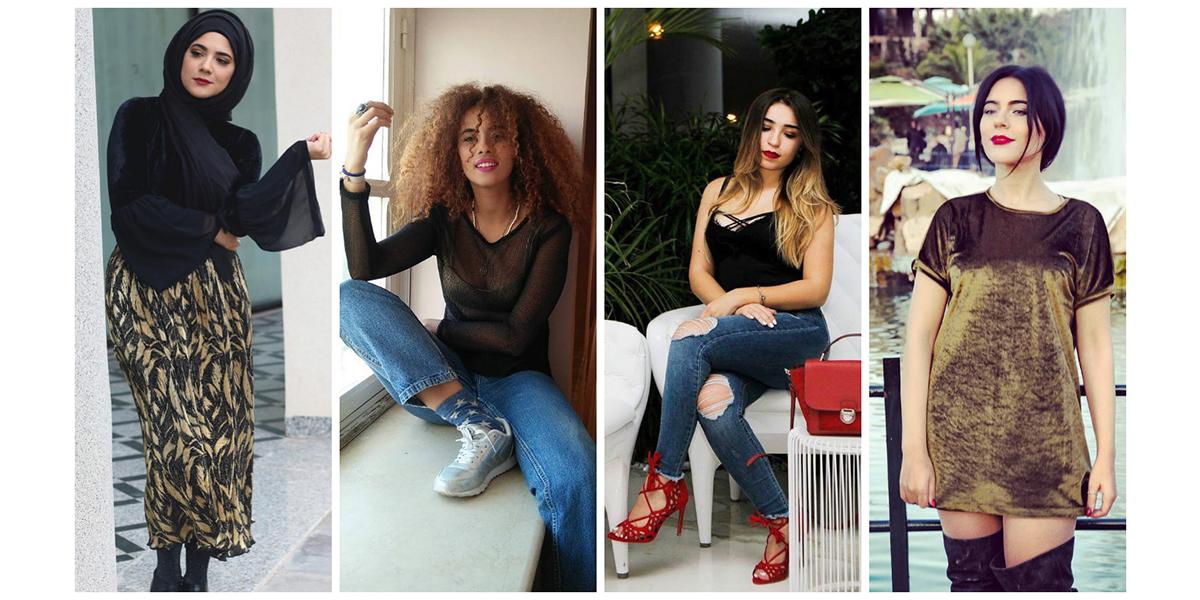27 looks de blogueuses Tunisiennes dont on s'inspire pour la nouvelle saison