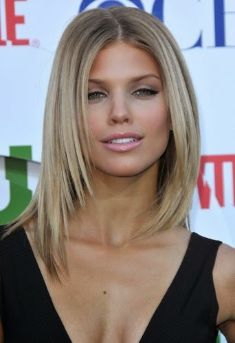 Exemple de couleur de cheveux blond