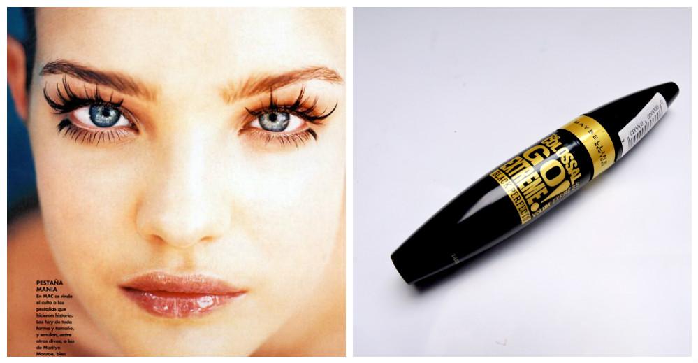Dans les années 80, Gemey lance le Cil Extrême, le fameux mascara vitaminé : un vrai best-seller à l'époque.