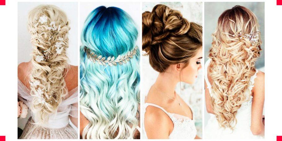 La coiffure de mariage est aussi importante que votre robe ou que votre mise en beauté. Elle doit s'accorder parfaitement avec le reste et mettre votre visage en valeur. Voici notre sélection des 31 plus belles coiffures de mariée 2017 !