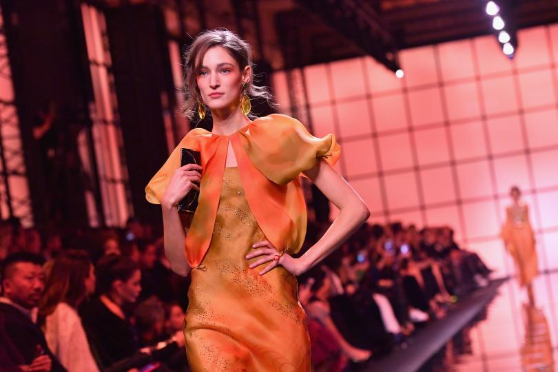 Fashion Week Haute Couture de Paris: Défilé Giorgio Armani Prive Printemps 2017