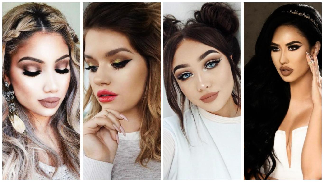 Maquillage Saint-Valentin 2018: 36 idées maquillage pour un look romantique