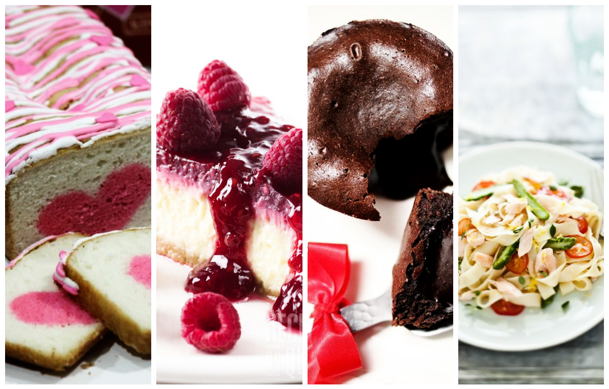 Recettes Saint-Valentin: 11 meilleures recettes faciles et menu romantique pour une soirée parfaite