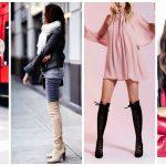 On vous laisse découvrir notre guide des bottes cuissardes tendances et les looks qui vont avec.