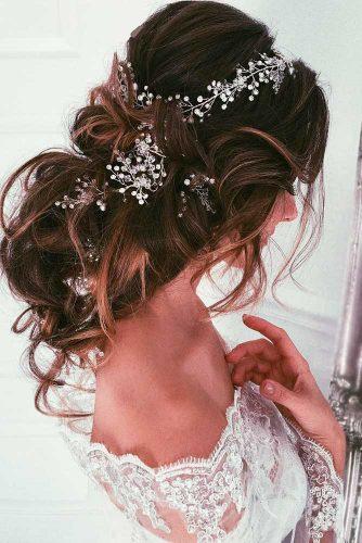 Coiffure mari e 31 des plus belles coiffures de mari e 2017 en photos - Coiffure invitee mariage 2017 ...